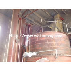 Rice Husk Gasification Power Plant