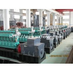 400KW煤气发电机组