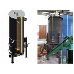 污泥处理和气化发电系统
