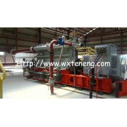 500KW煤气发电机组