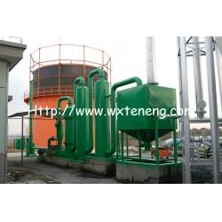 生物质稻壳气化炉