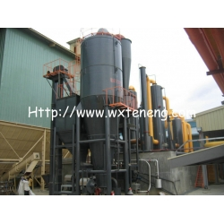 Straw Gasification Power Plant