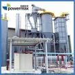 棕榈壳,棕榈丝,棕榈树果串气化发电系统