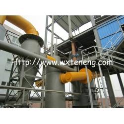 生物质(木屑木片木废料)气化发电系统