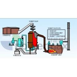Application of Biomass Gasifier