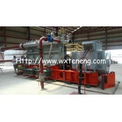 400KW生物质气发电机组