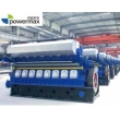 Series 300 diesel/heavy oil dual fuel generator set