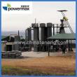 甘蔗渣气化发电系统