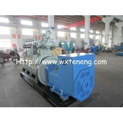 120KW生物质气发电机组